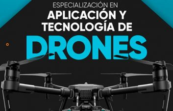 especialización en Aplicación y Tecnología de Drones USC