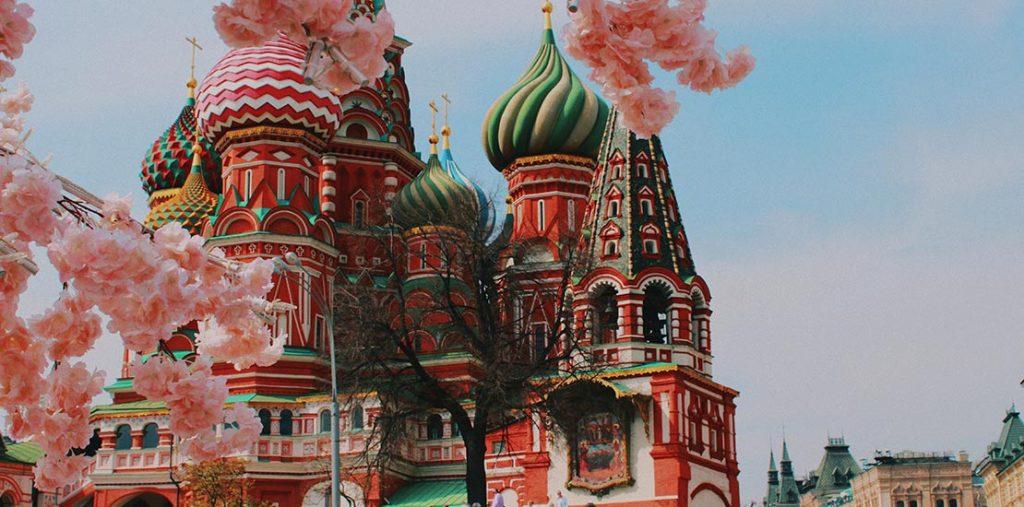 becas rusia